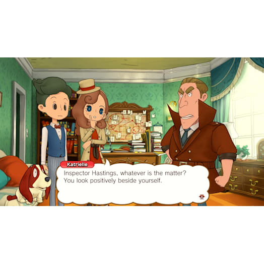 Layton's Mystery Journey™: Katrielle and the Millionaires' Conspiracy Deluxe Edition image 4