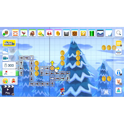 Super Mario Maker 2 image 3