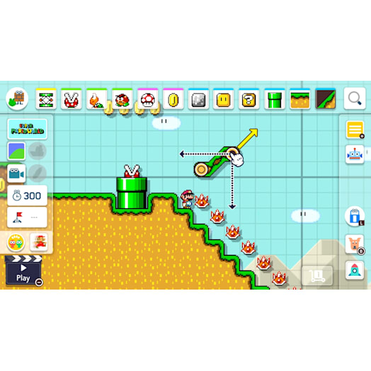 Super Mario Maker 2 image 2