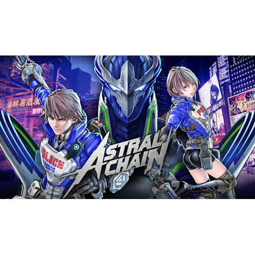 Astral Chain image 2