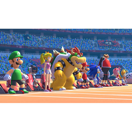 Mario & Sonic at the Olympic Games Tokyo 2020 image 5