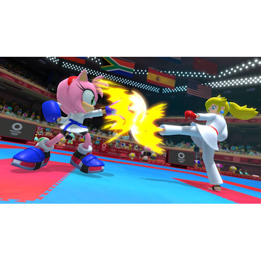 Mario & Sonic at the Olympic Games Tokyo 2020 image 6