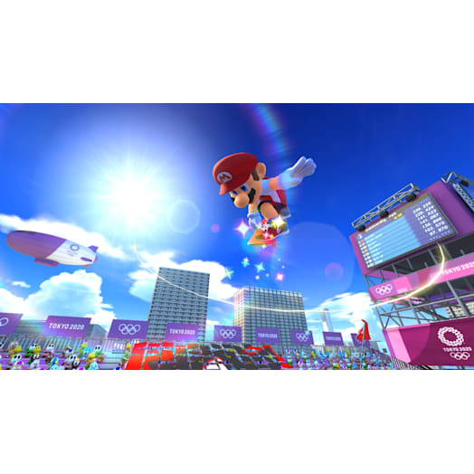 Mario & Sonic at the Olympic Games Tokyo 2020 image 2