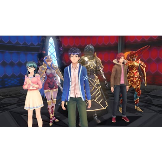 Tokyo Mirage Sessions ♯FE Encore image 8