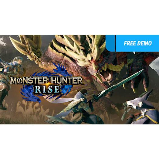 Monster Hunter Rise image 2