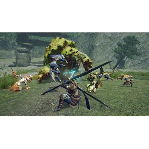 Monster Hunter Rise image 5