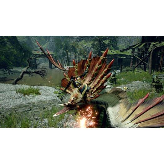 Monster Hunter Rise image 4