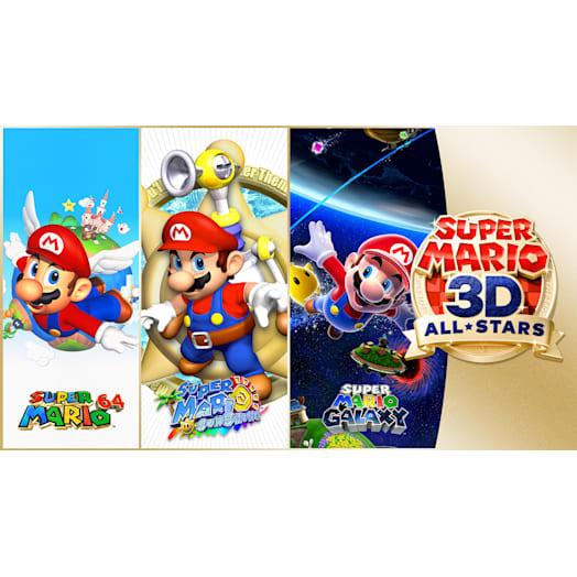 Super Mario 3D All-Stars image 2