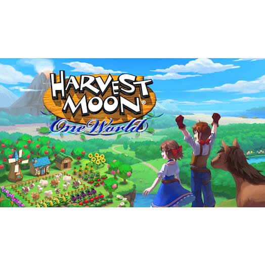 Harvest Moon: One World image 2