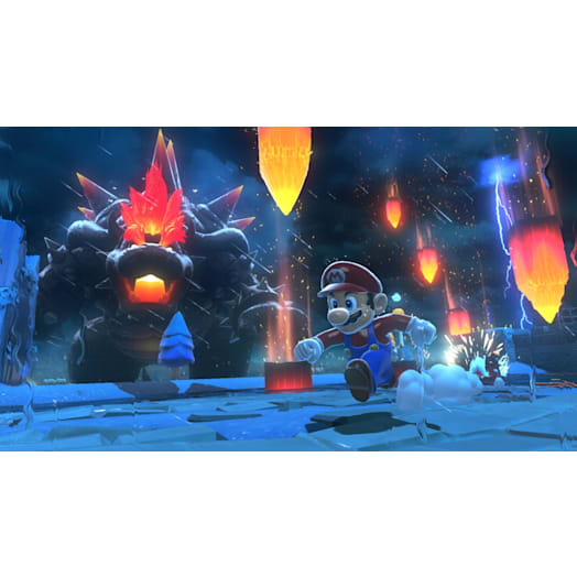 Super Mario 3D World + Bowser's Fury image 5