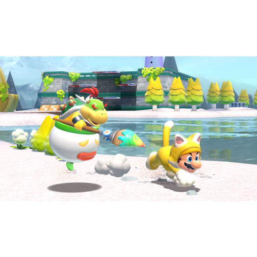 Super Mario 3D World + Bowser's Fury image 11
