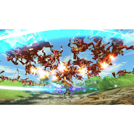Hyrule Warriors: Age of Calamity image 4