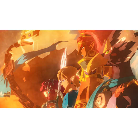 hyrule warriors: age of calamity - my nintendo store