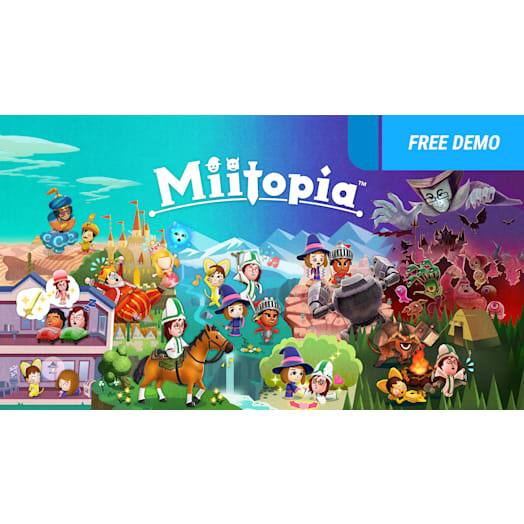 Miitopia image 3