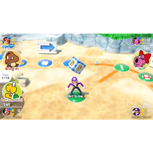 Mario Party Superstars image 2