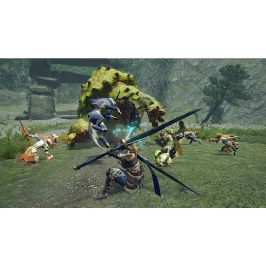 Monster Hunter Rise Deluxe Edition image 4