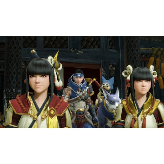 Monster Hunter Rise Deluxe Edition image 5