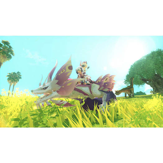Monster Hunter Stories 2: Wings of Ruin Deluxe Edition image 5