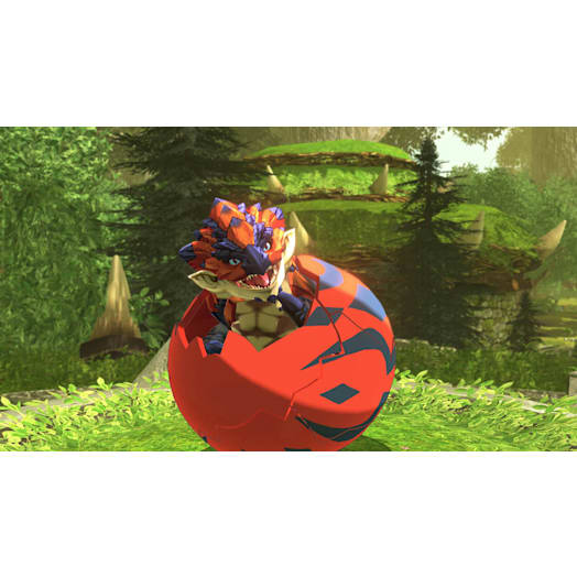 Monster Hunter Stories 2: Wings of Ruin Deluxe Edition image 2