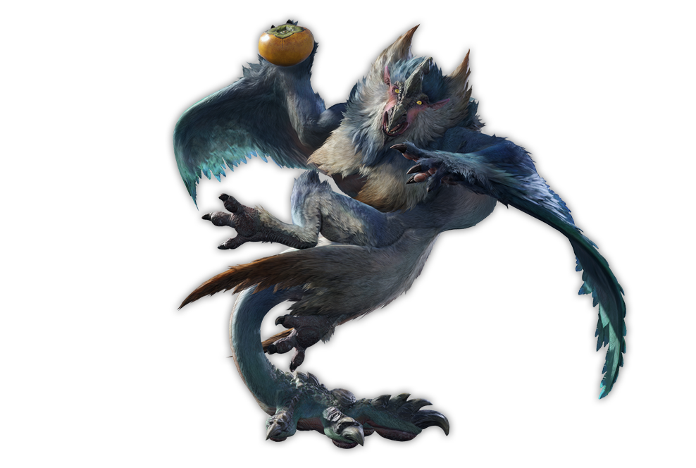 MonsterHunterRise_Overview_HereTheyCome_Monster_Bishaten.png